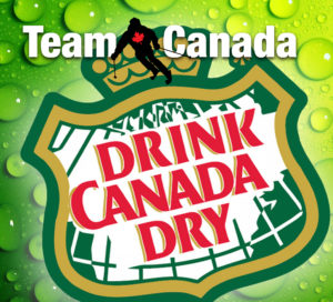 Drink Canada Dry